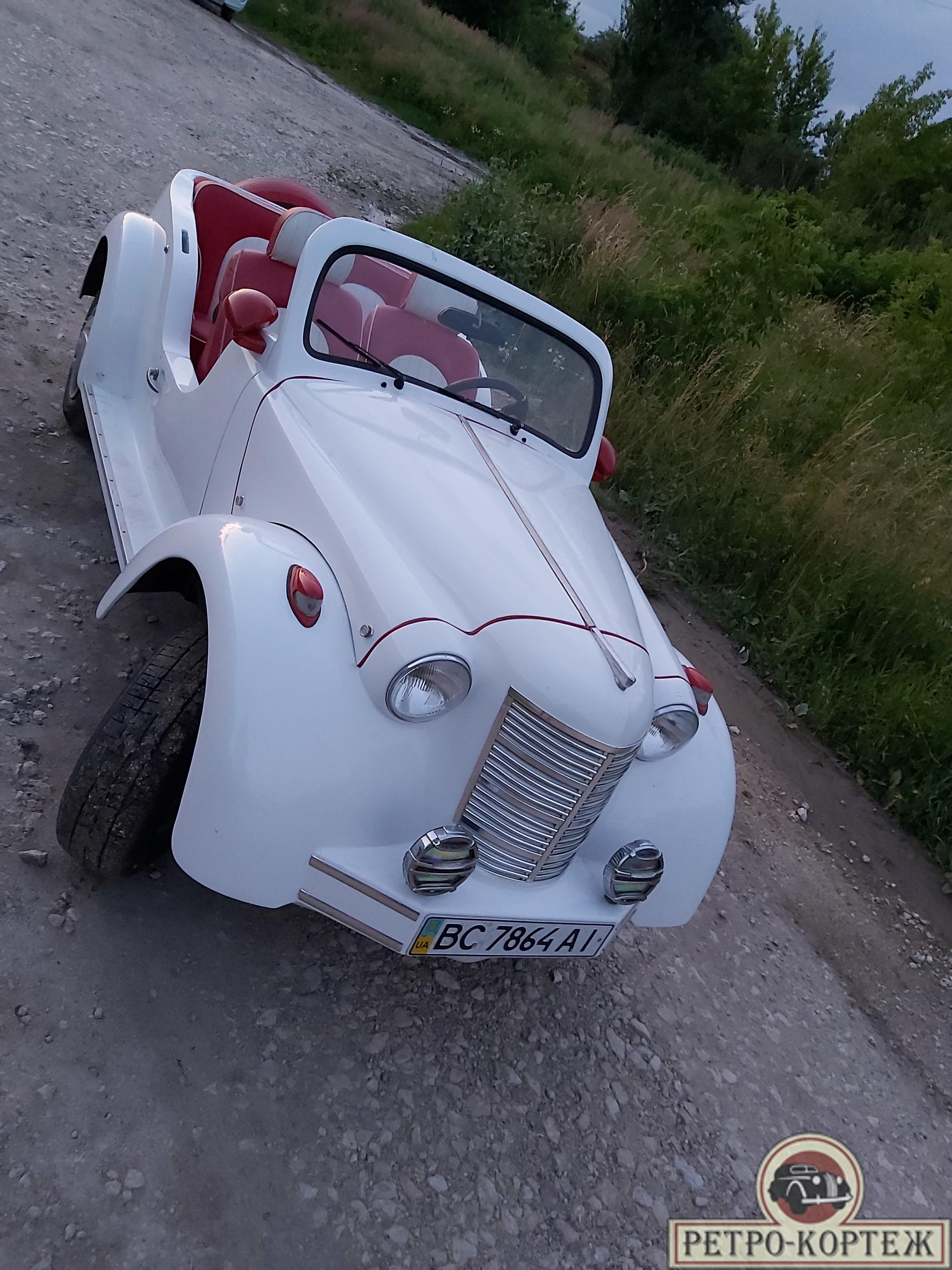 Москвич 401 (кабріолет)