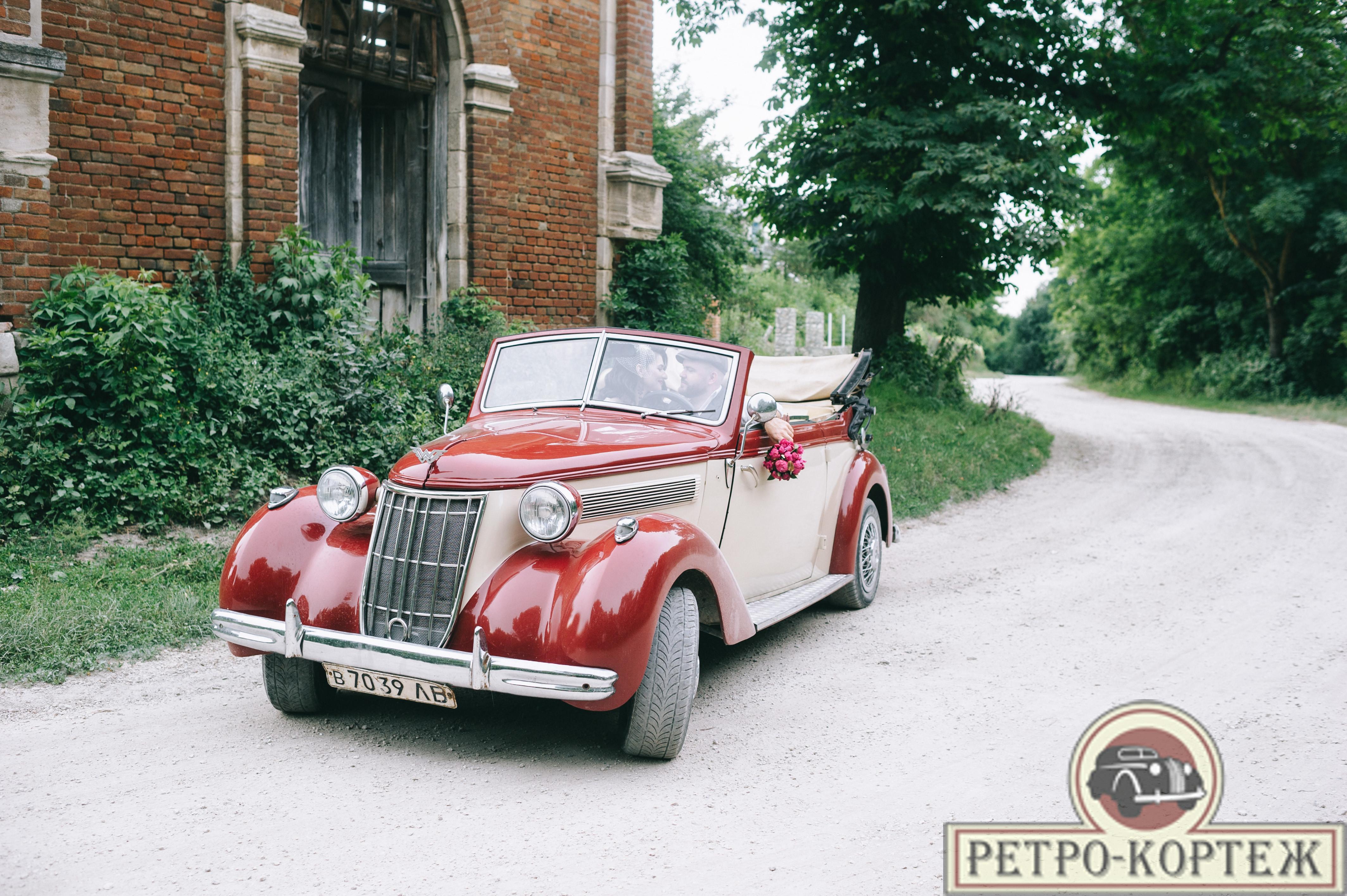 Wanderer W23 Cabriolet